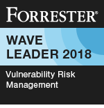 The Forrester Wave™: Vulnerability Risk Management, Q1 2018