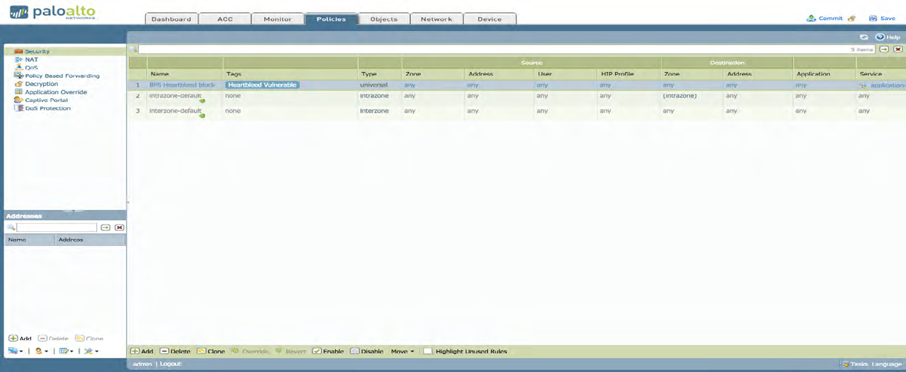 Rapid7 InsightVM & Palo Alto Networks NGFW Integration