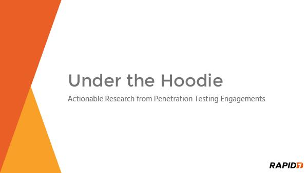 Under the Hoodie