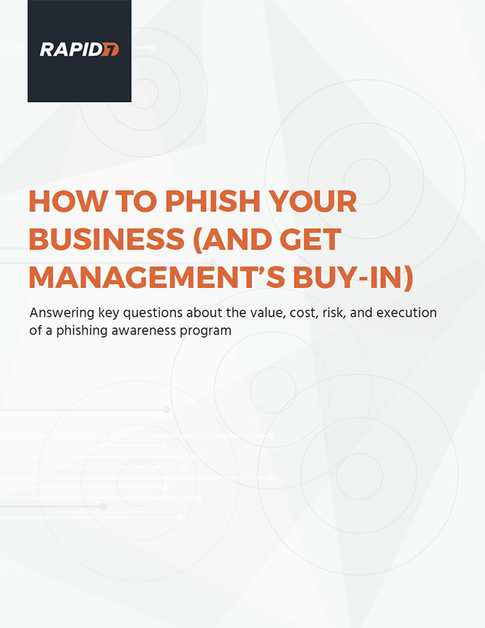 Rapid7 Whitepaper: How to Phish Your Business