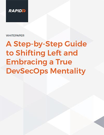 Application Security Shifting Left Whitepaper